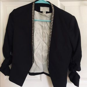Black blazer from H&M